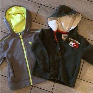 🏈 OshKosh jacket set